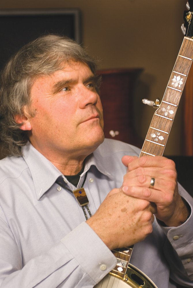Banjo player Johnny &quot;Musemason&quot; Mason released this week a new album of bare, stripped-down bluegrass traditionals and originals. The songs are inspired by his first banjo teacher and feature Mason on banjo and vocals. 
