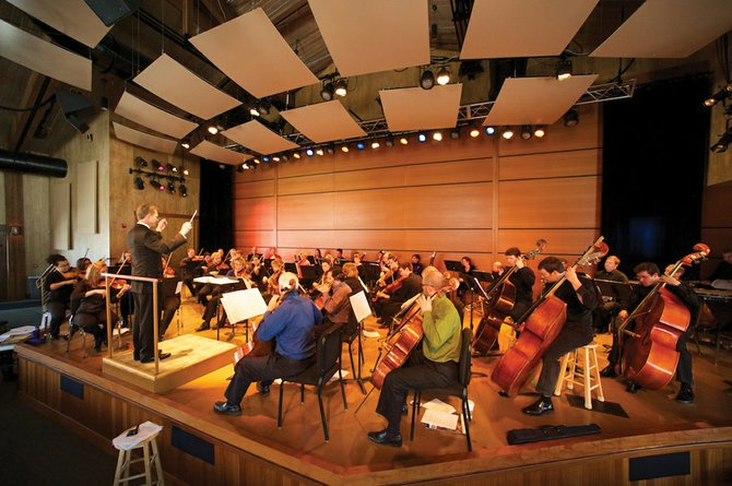 The Steamboat Symphony Orchestra, which was in danger of folding because of a financial crisis, was saved by community donations and a merger with the Steamboat Springs Arts Council. It's season will go on as planned.