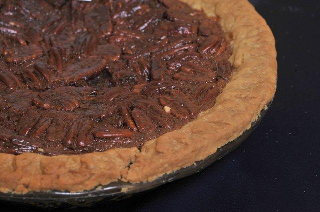 Holiday Dessert Bake-off: Angela Koss' Chocolate Pecan Pie