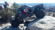 The CNCC Four-Wheelers club members on an off road adventure.