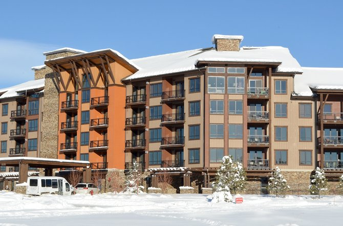 The Dec. 15 auction (the second in eighth months) at Trailhead Lodge near the base of Steamboat Ski Area resulted in 20 bids being accepted with three more bids under consideration. If those three are accepted and closed along with the others, it would result in $7.73 million in sales. Only five Trailhead condominiums would remain unsold if all of the contracts closed.