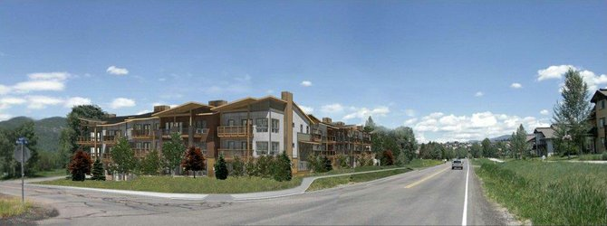 The Steamboat Springs Planning Commission reaffirmed its approval for the new 42-unit Skyview Apartments, which are slated to be built at Whistler Road and Skyview Terrace south of Walton Creek Road.