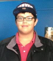 Miguel Meza, 14, Freshman at MCHS and staff at Boys & Girls Club