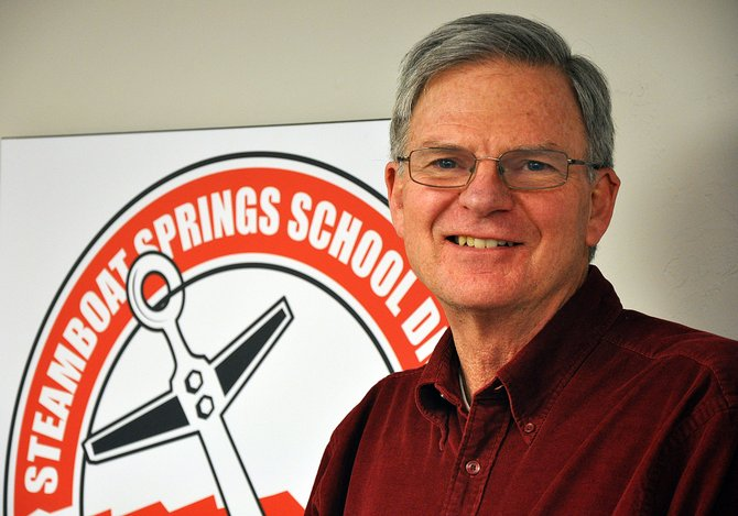 Jim Kissane was appointed to the Steamboat Springs School Board on Wednesday night.