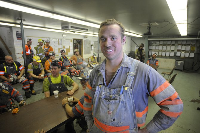 Modern-day coal miner: Adam Patterson | Steamboat Pilot ...