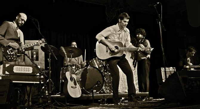 The Broken Spoke, an indie folk-rock band from Colorado Springs, will return to Steamboat on Saturday for a concert at The Tugboat Grill & Pub. The show starts at 10 p.m. and costs $5 at the door.