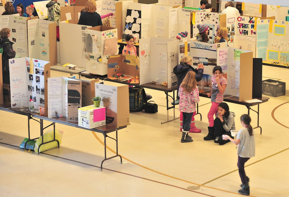 Hands-On Expo Inspires Kids, Shows Off Careers