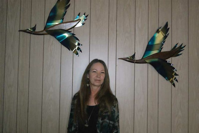 Karen Cantrell has an unusual occupation. She's an animal whisperer. Cantrell said she connects with animals through energy and vibrational frequencies they share with her.