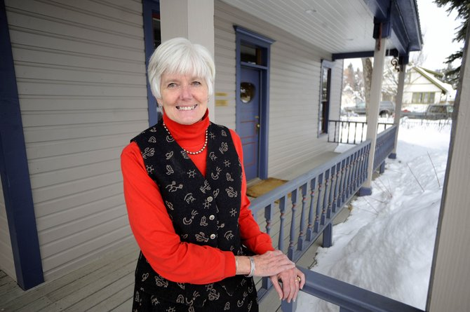 Steamboat Springs native Marsha Daughenbaugh, a longtime local advocate for agriculture, has been named the recipient of the 2013 Hazie Werner Award for Excellence.