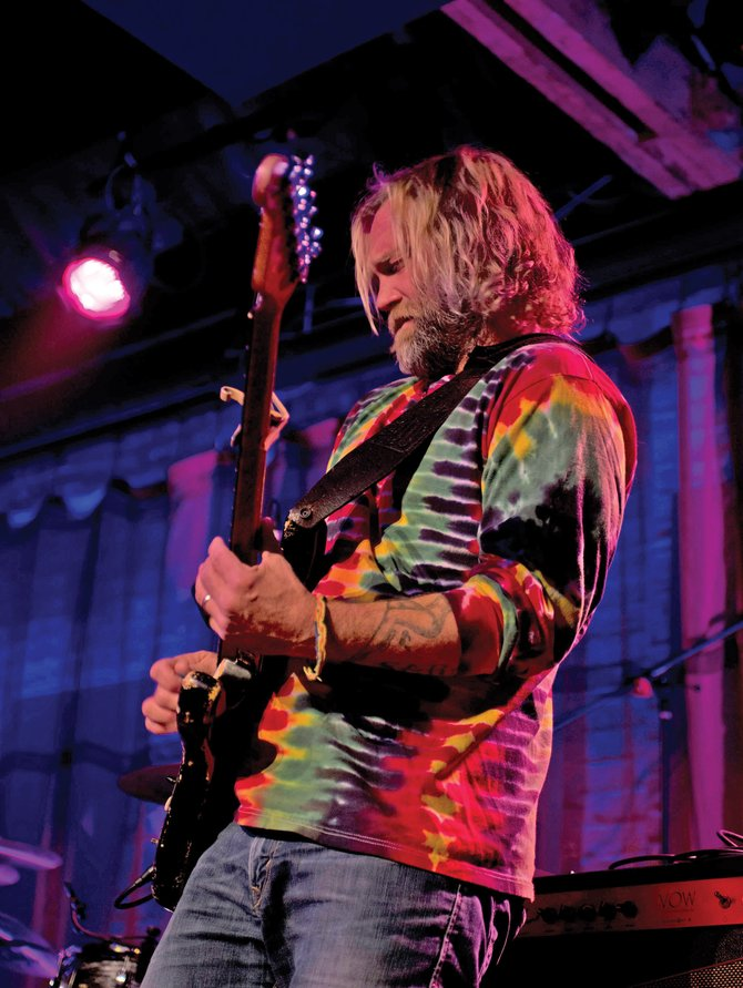 New Orleans soul rocker Anders Osborne will perform a free show at 3 p.m.  Saturday at the base of Steamboat Ski Area as a part of the Ski Mardi Gras celebration.