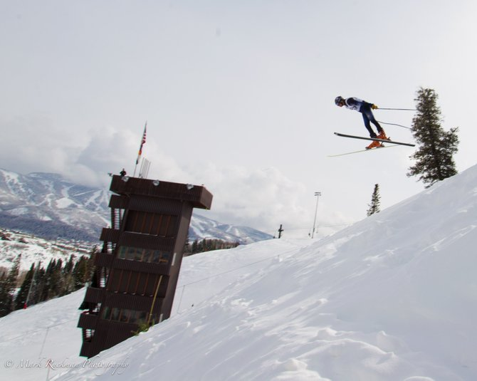 Pro Alpine ski jumping competition wrapped up Sunday at Howelsen Hill. Submitted by: Mark Ruckman