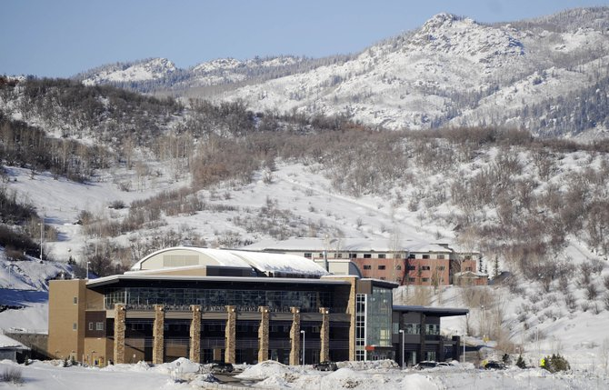 During Stan Jensen's tenure as president of the Colorado Mountain College community college system, a new 60,000-square-foot academic center was constructed at the Alpine Campus in Steamboat Springs.