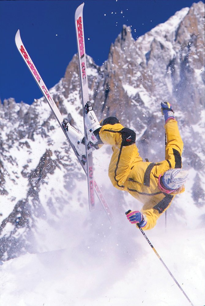 "Greg Stump, the legendary ski filmmaker known for 1988's ""The Blizzard of Aahhh's"" returns to the industry with a documentary about the progression of ski films. He will host ""Legend of Aahhh's"" and ""Blizzard"" at 6:30 p.m. Friday in Steamboat Springs at a fundraiser for the Chief Theater."