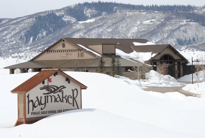 The Steamboat Springs lodging tax committee will recommend that Haymaker Golf Course receive a portion of the city's 1 percent lodging tax to use toward capital improvements at the city-owned golf course.