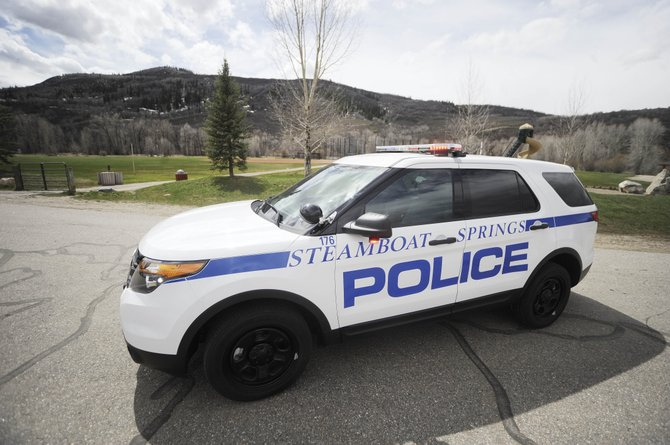 The Steamboat Springs Police Department is rolling out four new Ford Police Interceptors to patrol the streets of Steamboat.