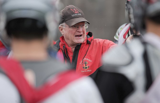 Despite some shaky moments during the regular season, the Steamboat boys lacrosse team regrouped and has given coach Bob Hiester, who plans to retire at the end of the school year, a fitting farewell with a trip to the Final Four.