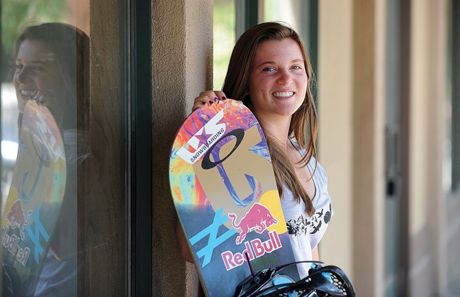 Steamboat Springs snowboarder Arielle Gold has been named to the U.S. snowboarding program's A team.