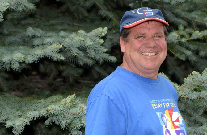 When Relay For Life got its start in Steamboat, it had an immediate supporter in Bill McKelvie, who will participate this year with a team composed largely of teachers and half of whom are cancer survivors.