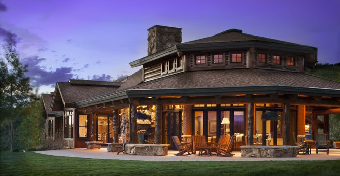 A Market for Miraval: This 7,550-square-foot home sold for $4 million earlier this year.