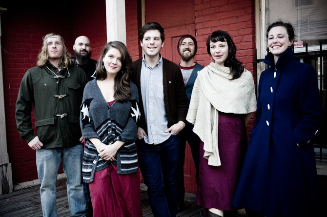 Paper Bird performs at 8 p.m. Saturday at the Strings Music Pavilion.