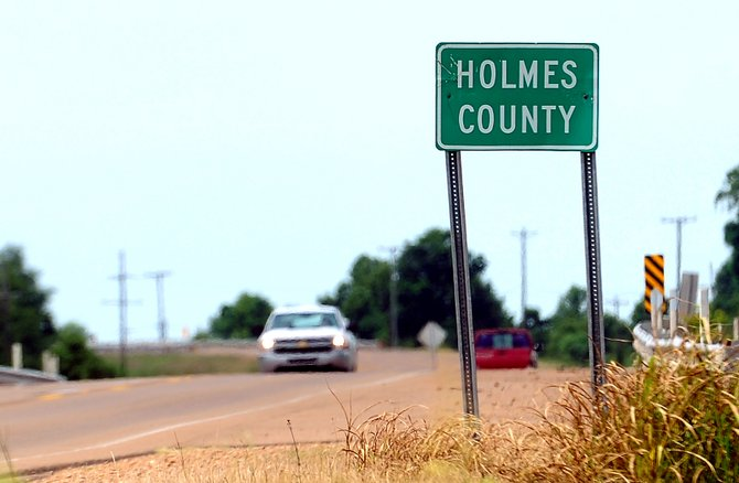 Holmes County, Miss., has one of the highest rates of obesity of any county in the U.S.