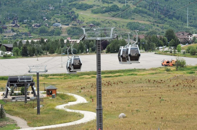 Brent Pearson said Wildhorse Meadows is going through the city of Steamboat Springs' new planned unit development process with the aim to eventually construct flexible office space for location-neutral workers.