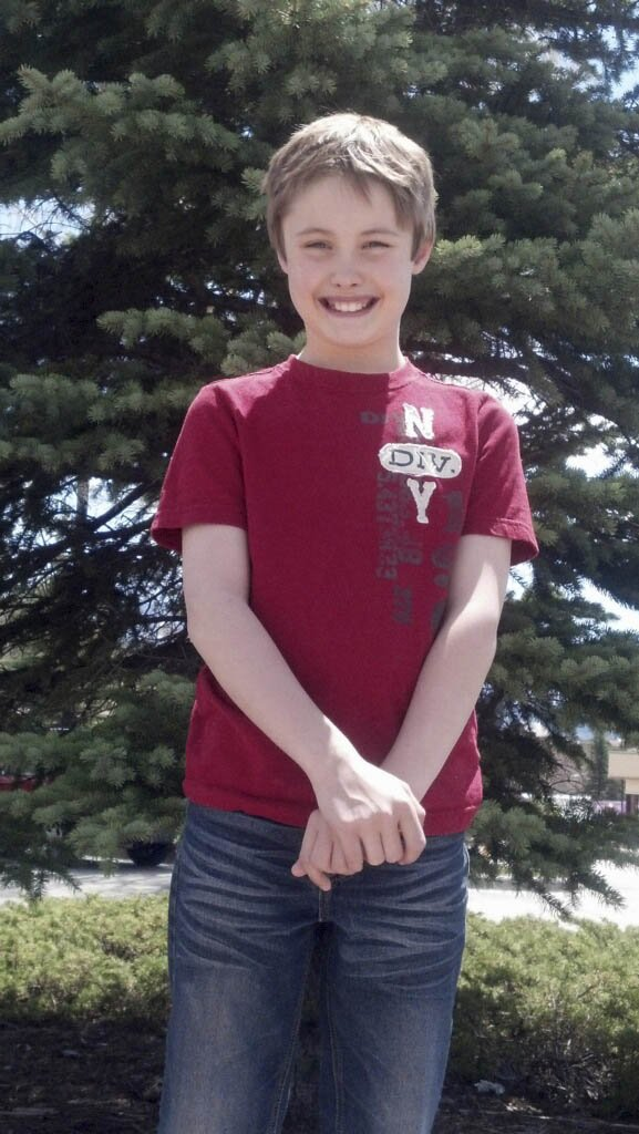 Cory Kenneth Ferrier, a 10-year-old Steamboat Springs boy, was killed in an all-terrain vehicle accident Monday near Silverton.