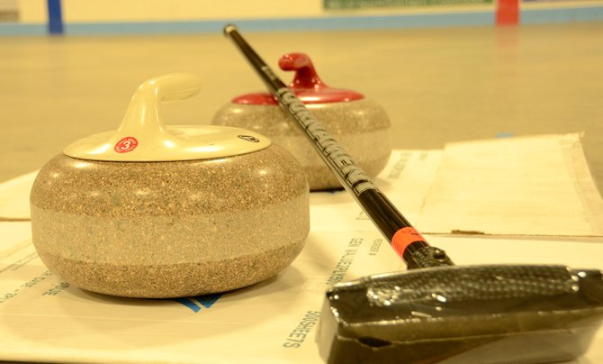 Curling stones and brooms have already been purchased and brought back to Moffat County. Moffat County plans on setting up ice time for curling to occupy the ice rink this winter.