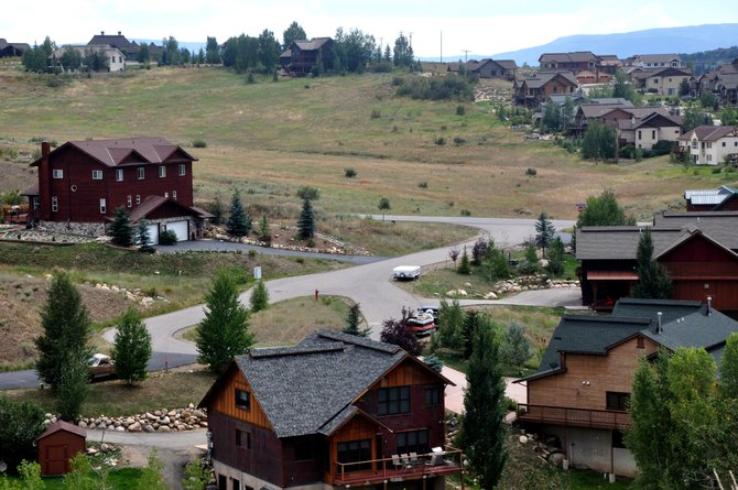 Members of the Steamboat Springs CIty Council last week gave their initial reactions to the plan to build a police station on a corner of Rita Valentine Park.