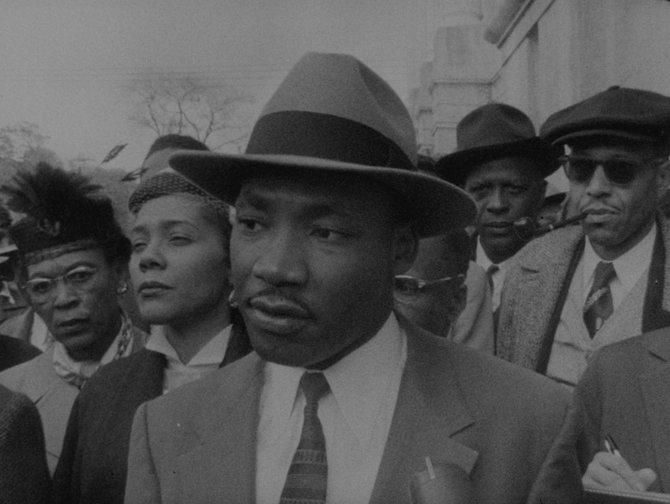 """King: A Filmed Record...from Montgomery to Memphis"" will screen Wednesday at the Chief Theater for the 50th anniversary of the March on Washington for Jobs and Freedom and Dr. Martin Luther King Jr's historic ""I have a dream"" speech."