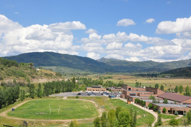 A group of community members are raising money to build a new field house on the practice field at Steamboat Springs Middle School.