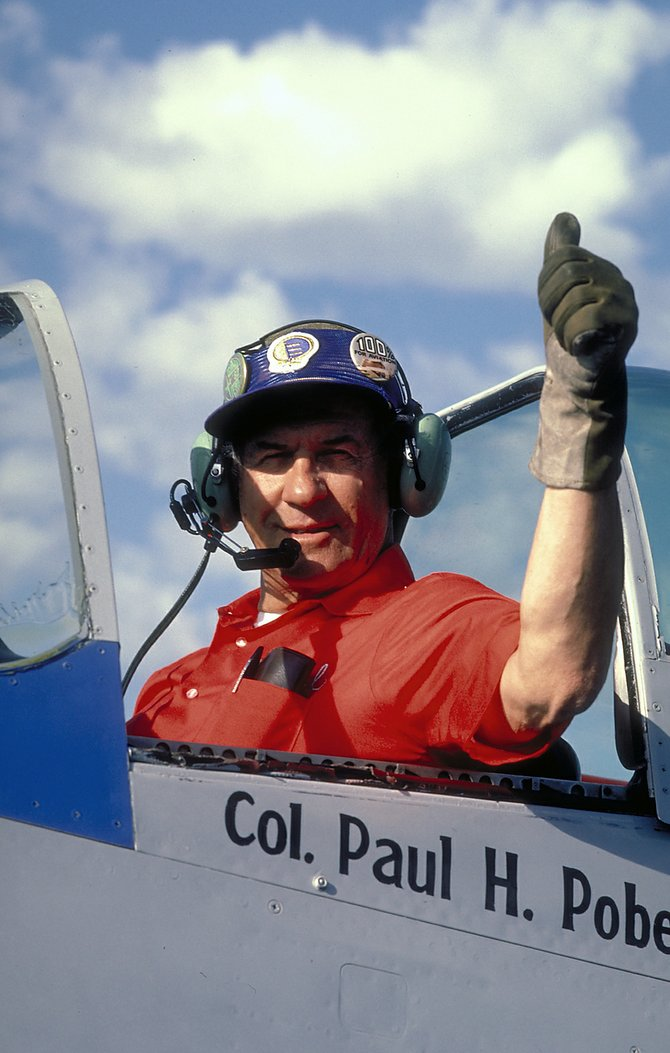 Paul Poberezny, former part-time Steamboat Springs resident and founder of the Experimental Aircraft Association, died Aug. 22 at age 91. The Experimental Aircraft Association established its annual AirVenture aircraft fly-in in Oshkosh, Wis., and the event had more than 10,000 planes this year.