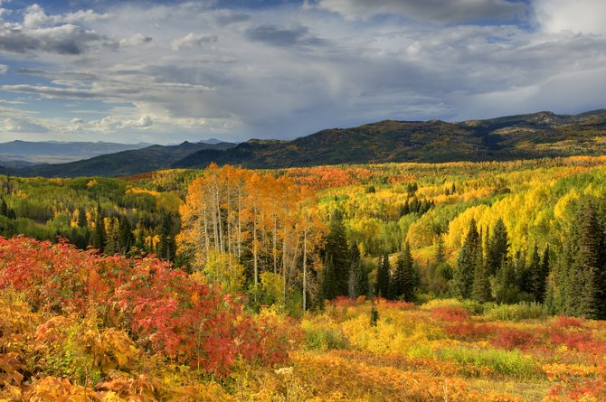Steamboat photographer Rod Hanna's images will accompany the Steamboat Symphony Orchestra's fall concert Sept. 21 at Strings Music Pavilion.