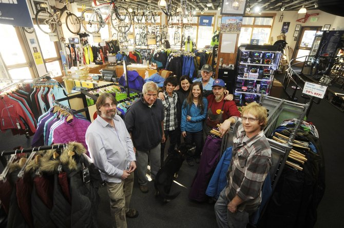 Steamboat Ski & Bike Kare has been named the Navigator Awards' 2013 Business of the Year.