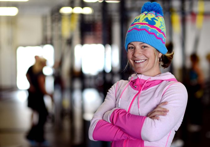 Sarah Coleman hopes her fitness camp company, A Weight Lifted, can gain traction by drawing people to Steamboat Springs to lose weight and get in shape.
