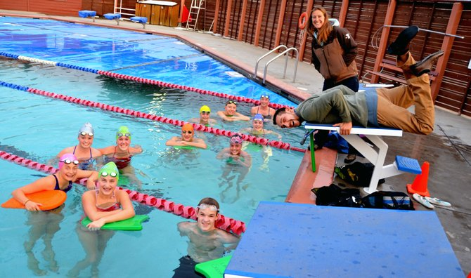 Much of the early season rosters for Steamboat Springs High School's new swim teams are made up of Old Town Hot Springs club team members. Coaches Chris Schenck and Liz Doby will lead both squads.