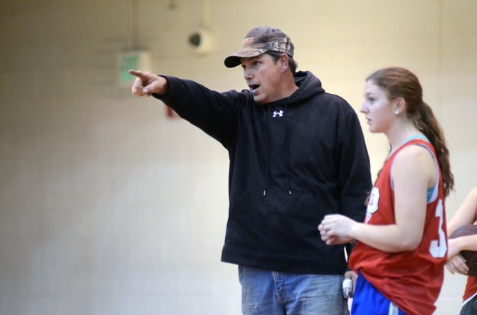 New Sailors girls basketball coach Mack Spitellie is familiar with the girls on his roster because he has coached many of them for years.