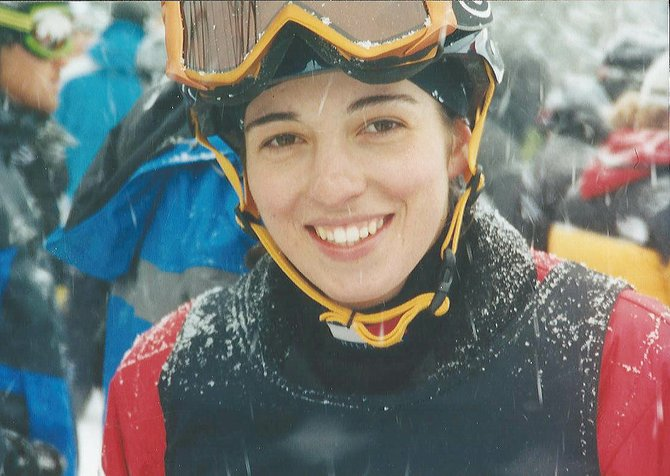 Lauren Crawford was a top freestyle skier at the Steamboat Springs Winter Sports Club when she was growing up.