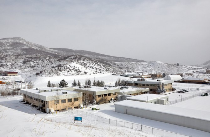 The large TIC campus in Steamboat Springs went dark in October. Now, community members are already brainstorming about what the property could become in the future.