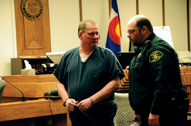 Leroy Fief, 49, was sentenced Tuesday to 30 years in prison for the murder of Shane Arredondo on Dec. 10, 2012.