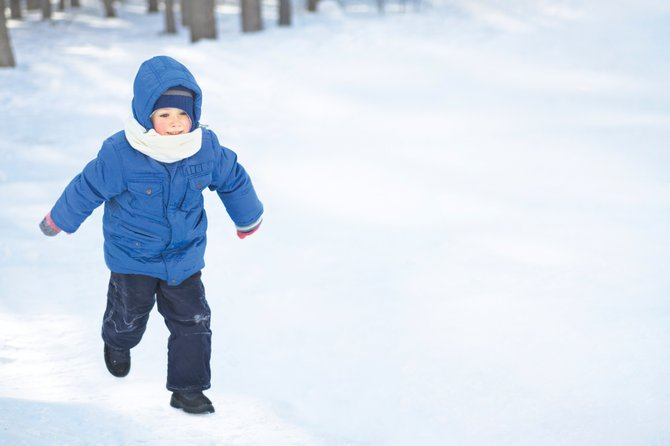 The simplest way to stay warm this winter is to dress appropriately for the weather. In addition to keeping skin covered in subzero temperatures, wearing several layers of warm clothing is one way to ensure that you're prepared for whatever Mother Nature throws your way.