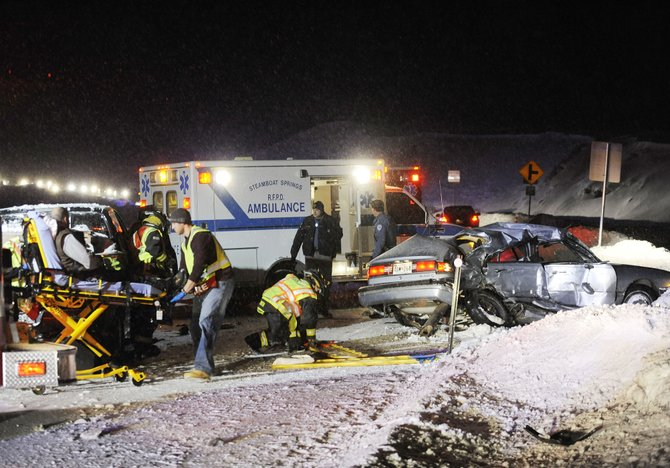 A jury has awarded $1.251 million to a Steamboat Springs woman who was a passenger in a pickup involved in a fatal crash Feb. 5, 2011.