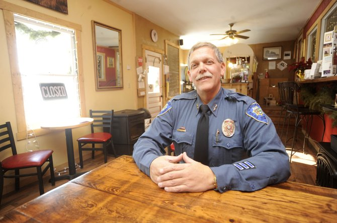 Nearing two months into the job, Hayden Police Chief Greg Tuliszewski has been working to identify the police department's strengths and weaknesses.