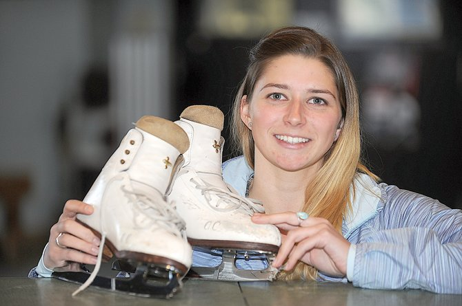 Stacy McAllister has been hired to head Howelsen Ice Arena's Learn to Skate program and lead the Steamboat Springs Figure Skating Club.