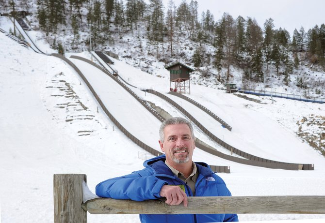 Jim Boyne is the executive director of the Steamboat Springs Winter Sports Club.