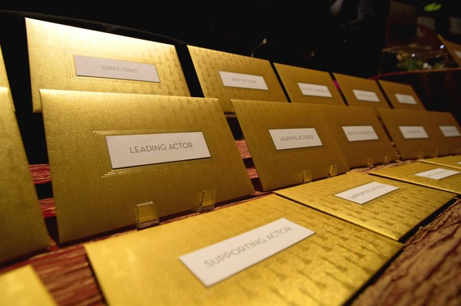 The envelopes are ready for the 86th annual Academy Awards, which will broadcast this Sunday on ABC.