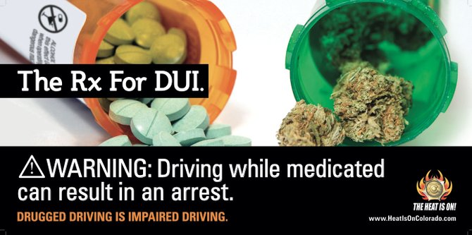 The new ad campaign from the Colorado Department of Transportation includes a combination of humorous television ads and more serious messages being distributed to dispensaries and rental car companies.