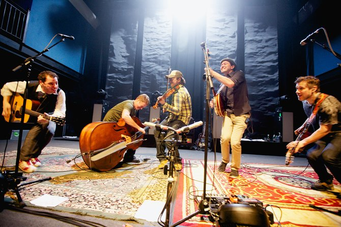 The Infamous Stringdusters close out the Steamboat Springs Free Summer Concert Series on Aug. 8.