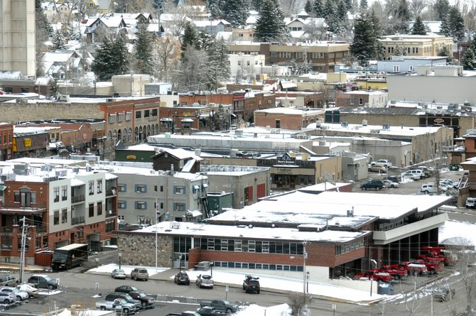 Yampa Valley Electric Association announced Monday it has put its 58-year-old headquarters on Yampa under contract with a developer who wants to repurpose the building into something that would include a mix of retail, residential and commercial spaces.