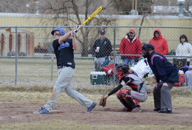 Colton Yoast and Moffat County baseball have begun the season 3-3, which has been just good enough to put them in position for the playoffs so far. In fifth place in the Western Slope League, the Bulldogs still have work to do to stay there.